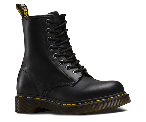 Doc Martens Black Leather Shoes