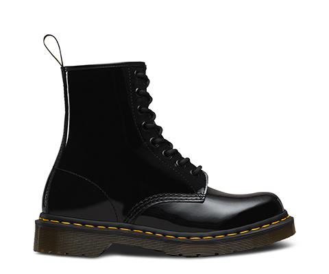 Women S 1460 Patent Women S Boots The Official Us Dr