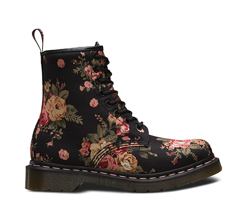 Women S 1460 Victorian Flowers Official Dr Martens Store