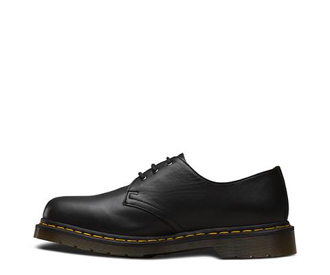 Dr. Martens 1461 Schuhe (11838001), Black Nappa, 8 US