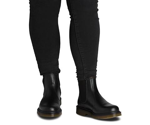 Dr. Martens 2976 Smooth Unisex-Erwachsene Chelsea Boots