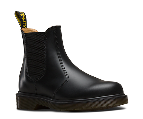 2976 Chelsea Boots In All Black - Black Dr. Martens Cheap Sale Cheapest Z1CL4QvyDF