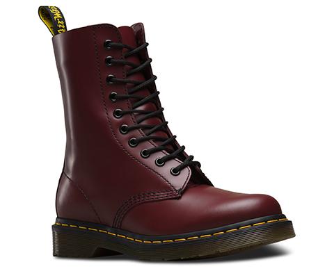 Dr Martens 1490 Noir - Chaussures Boot