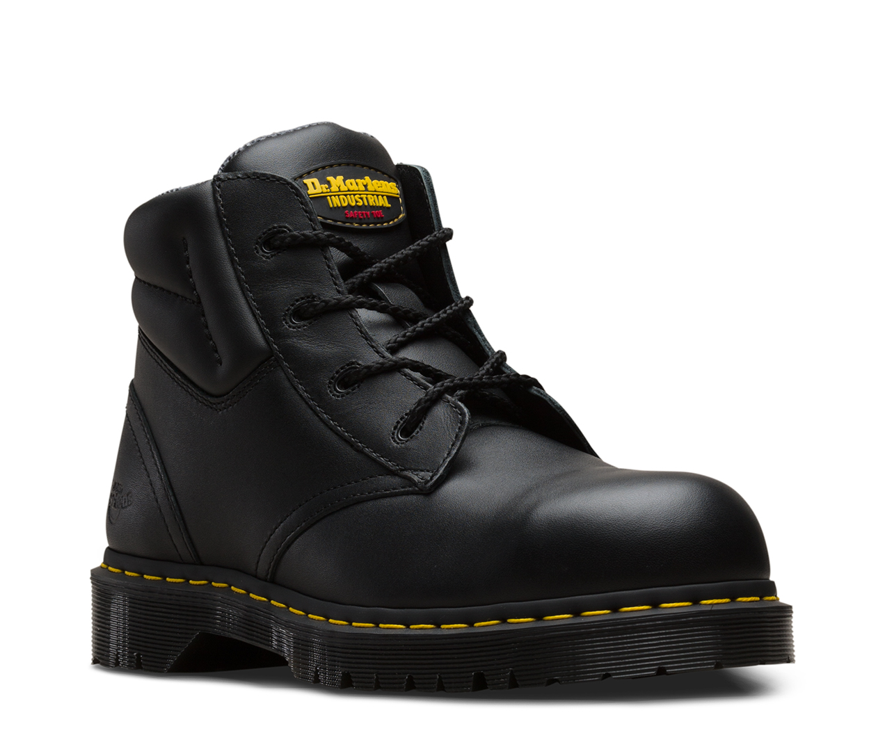 ICON 7B09 SSF 4-EYE | Industrial Footwear | Official Dr. Martens Store - UK