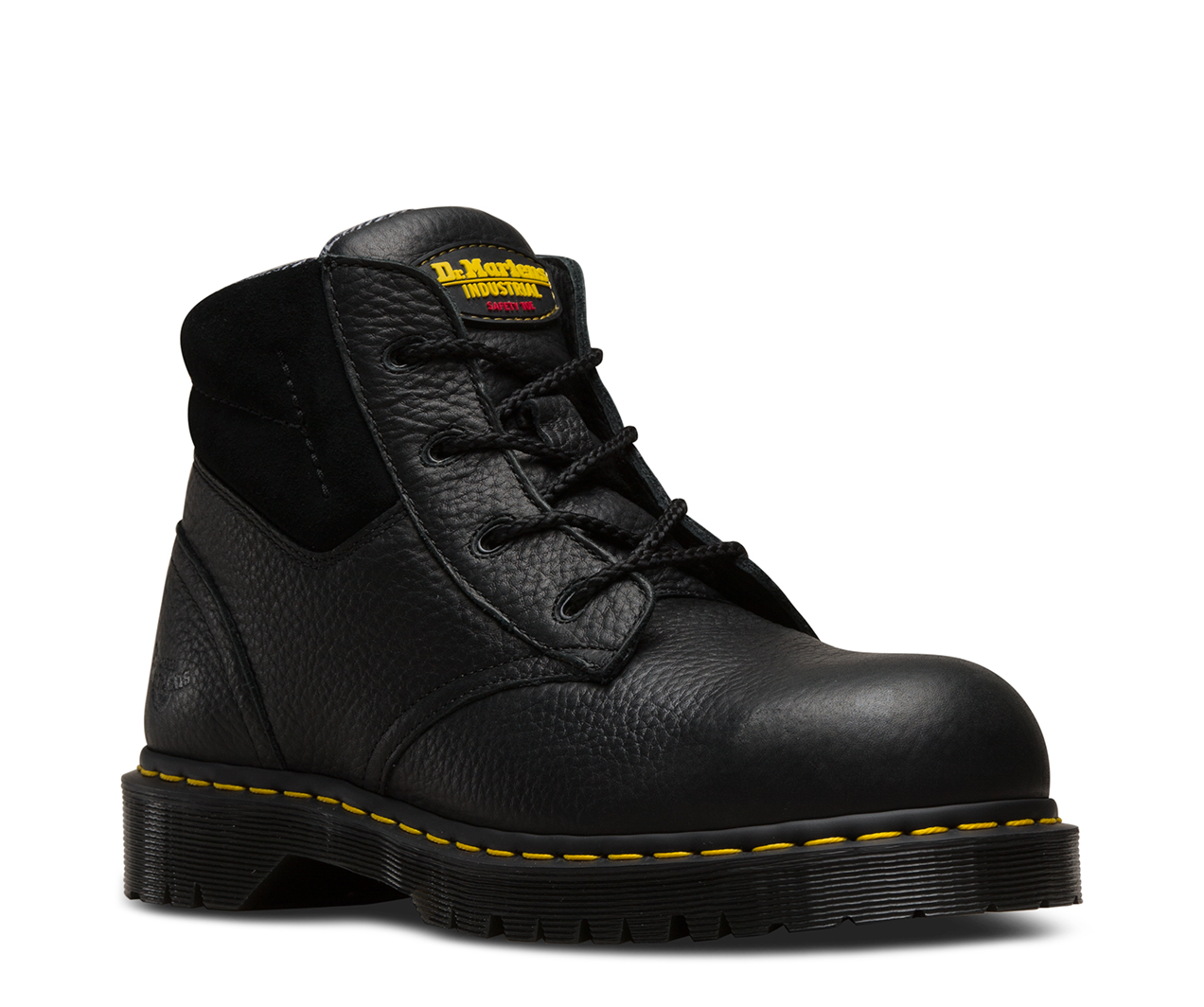 Dr. Martens Work Icon 7B09 4-Eye Steel Toe Boot XX9OJ