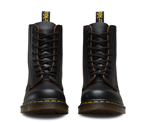VINTAGE 1460   Black and White Shoes   Boots   The Official US Dr Martens  Store c9ff10fc5b48