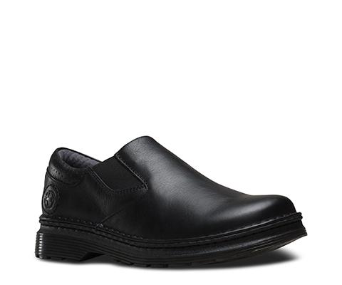 Dr Martens Shoes  Dr Martens Orson Slip On Plain Toe Mens Casual Shoes Dark Brown