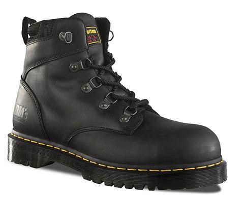 HOLKHAM STEEL TOE | Industrial Footwear | Official Dr. Martens Store - UK