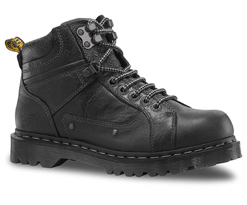 Dr Martens Diego Casual Boots Mens Black New Arrivals