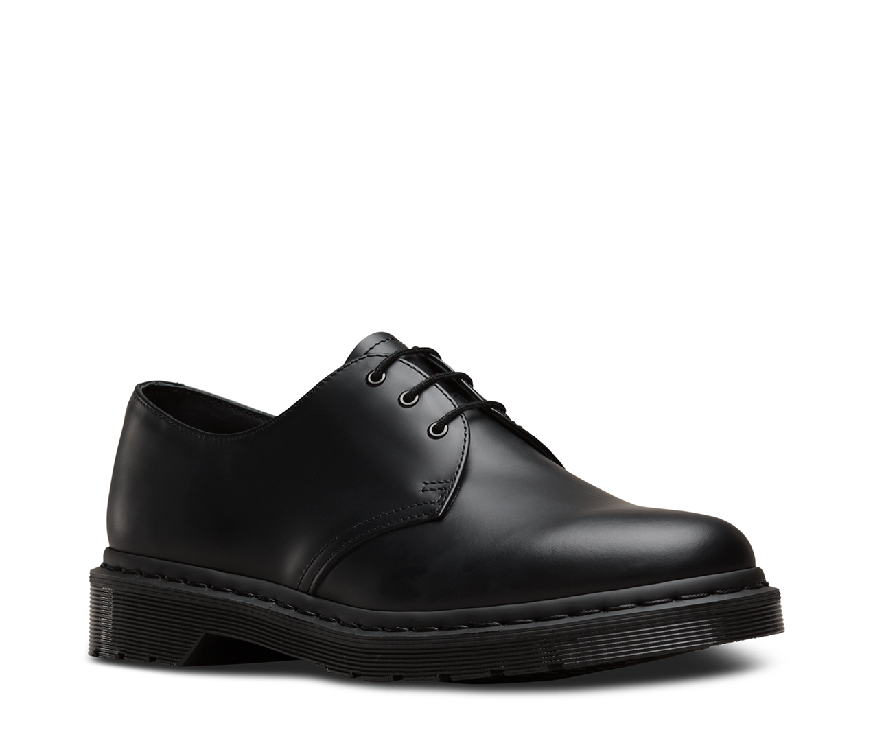 MONO 1461 | Black and White Shoes & Boots | The Official US Dr Martens Store