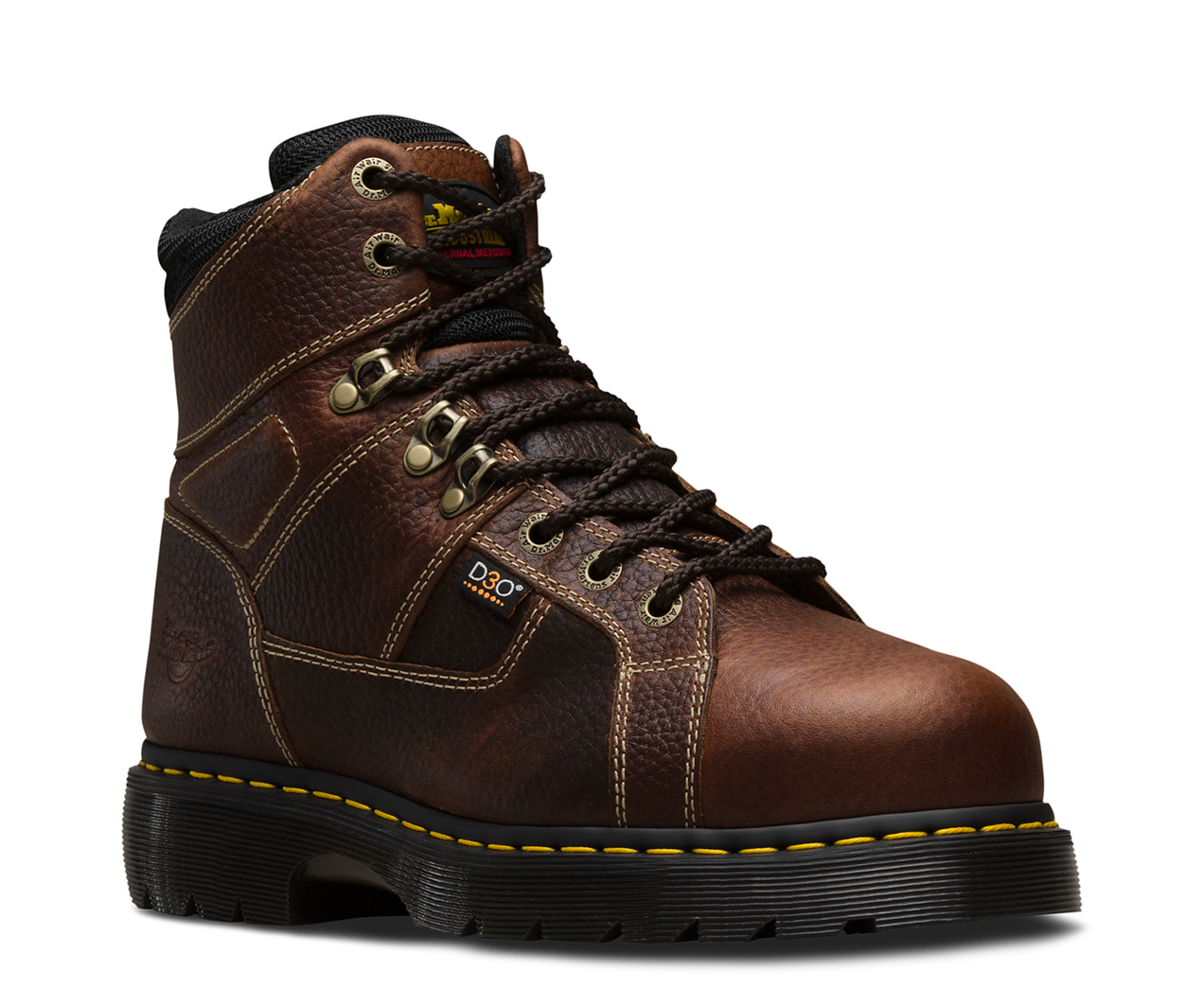 Womens Boots dr martens black work ironbridge st gv7q21n9