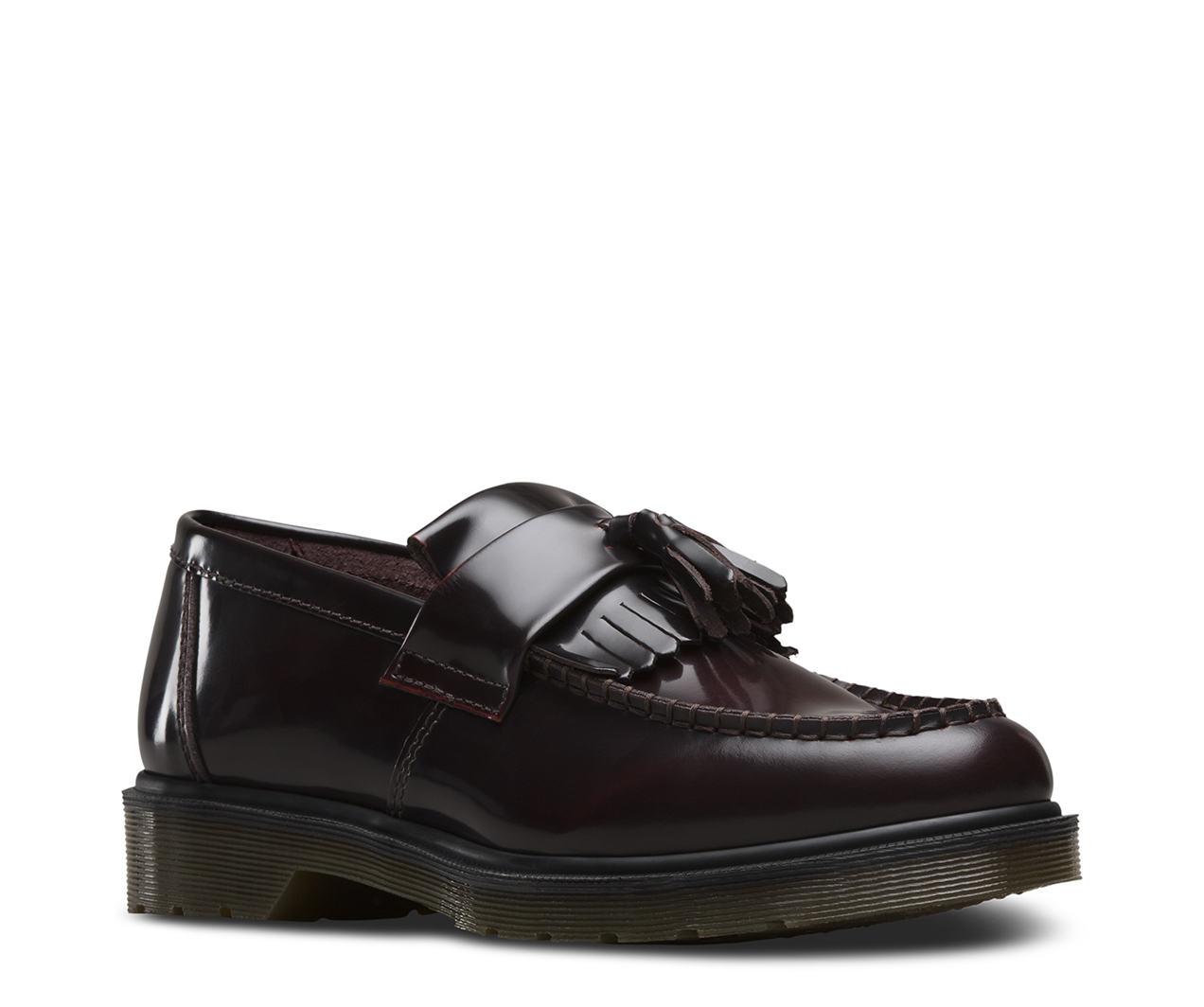 Scarpe Dr. Martens Adrian Shoe art. 14573601 colore Cherry Red Rouge Arcadia