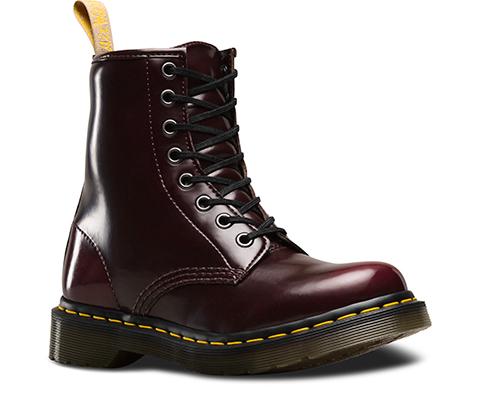 Navy Blue Dr Marten Shoes