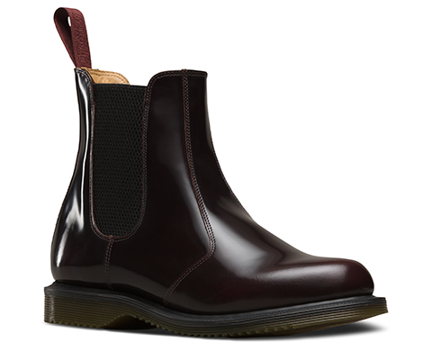 Dr Martens Kensington Flora Burgundy Chelsea Boots discount looking for free shipping clearance mnHCHWBCAN