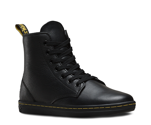 Womens Shoes On Sale, Black, Leather, 2017, 7.5 Dr. Martens