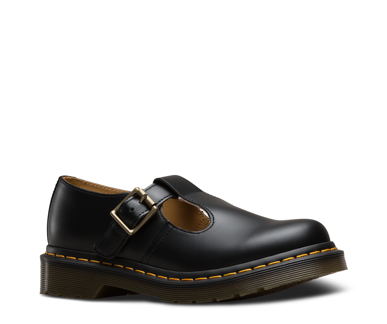 Dr. Martens Womens Polley T Bar Shoe - Z6741