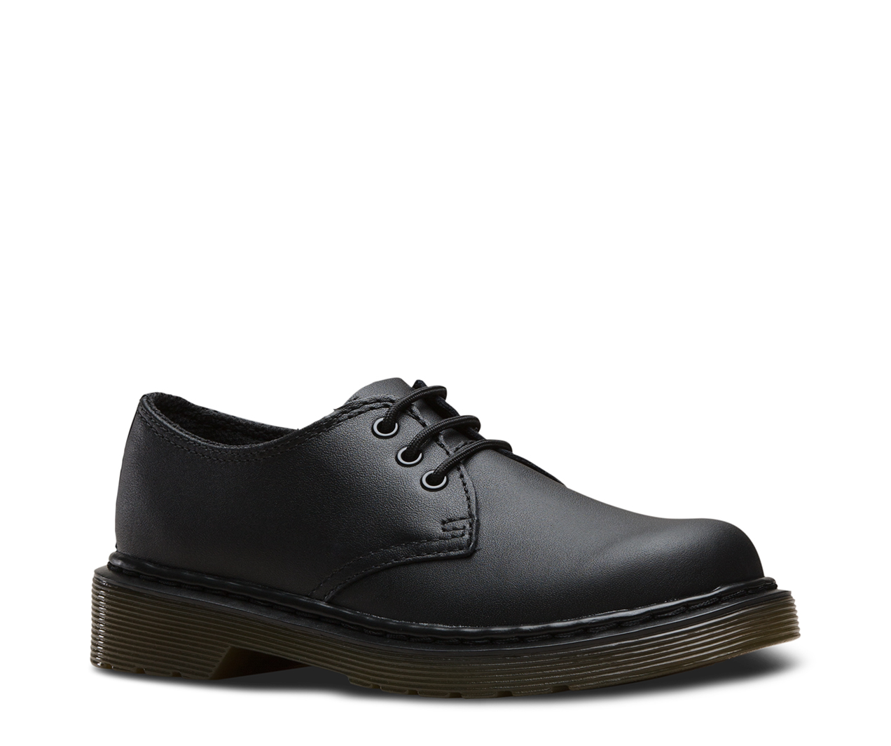 Oxford Lace up Shoes for Women On Sale, Black, Leather, 2017, 3.5 6.5 Dr. Martens
