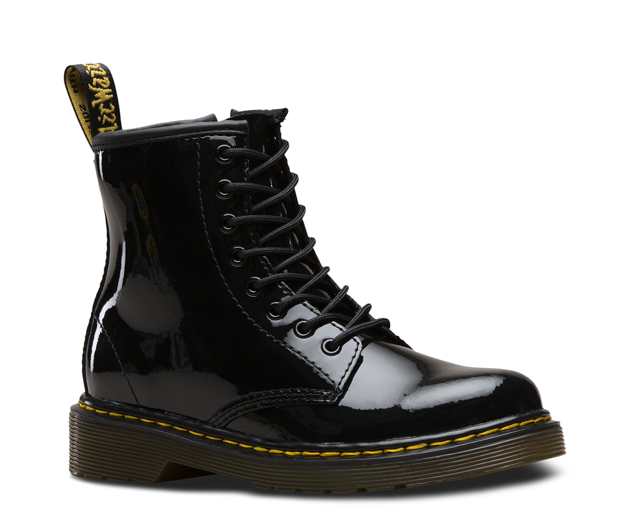 Junior 1460 Patent Kids The Official Us Dr Martens Store