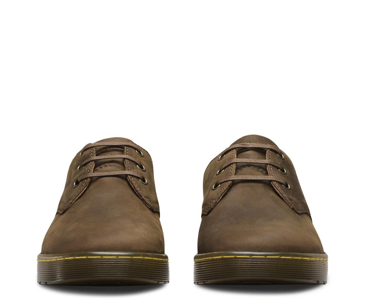 Dr Martens Coronado Brown Shoes