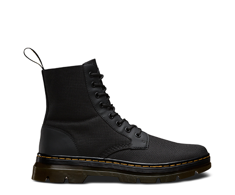 Dr Martens Shoes  Dr Martens Combs Fold Down Boot Mens Casual Shoes Black