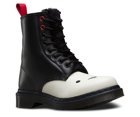 MARCELINE BOOT OFF WHITE+BLACK 16676110