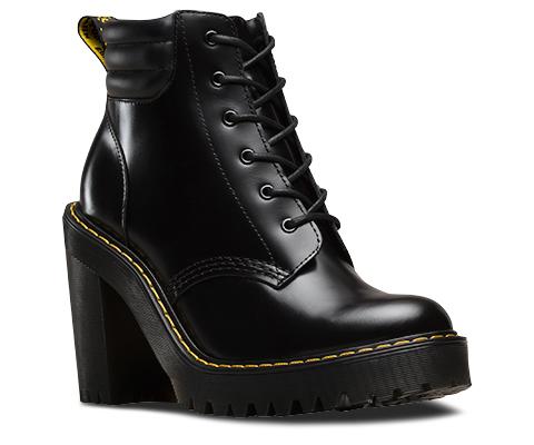 Dr. Martens Persephone Womens Shiraz Buttero X867814MP Boots