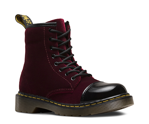 POOCH BLACK+CHERRY RED 16805002