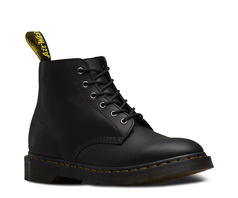 Dr martens BLACKGREASY ALI GREASY shoes onlin hot sale