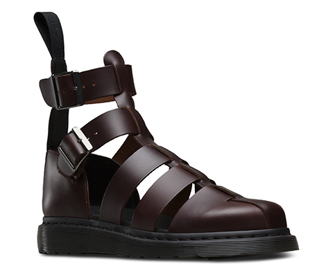 Geraldo Brando Men S Sandals Official Dr Martens Store