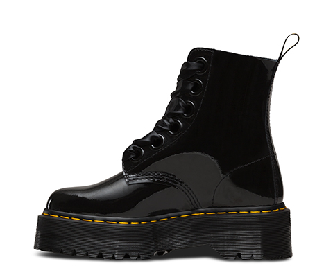 molly patent  old product  the official fr dr martens store