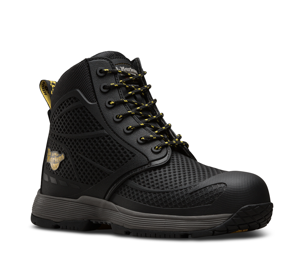 CALAMUS SAFETY TOE  Industrial Boots  Shoes  Official Dr Martens Store