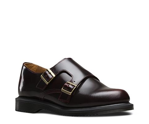 Dr.Martens Pandora Arcadia Cherry Womens Shoes Size 3 UK 50wmo8