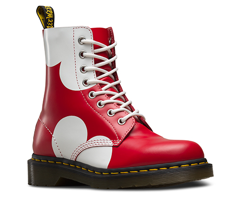 Dr. Martens Women's Pascal Valentine Smooth Lace Low Boots 100% Guaranteed Sale Online s1rMT4W1