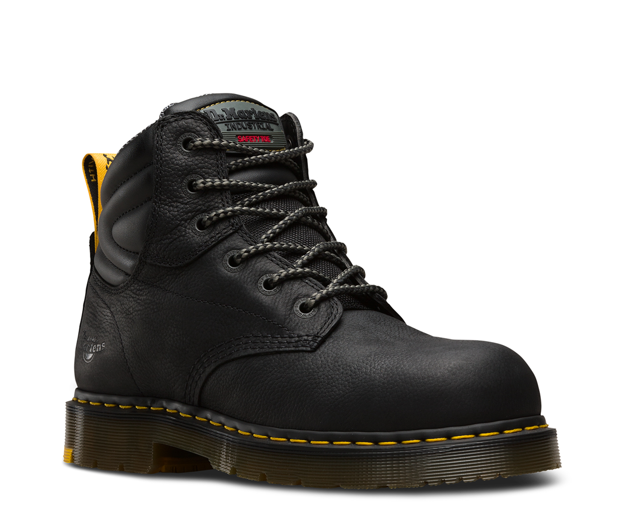 Hynine Steel Toe Industrial New Arrivals Dr Martens