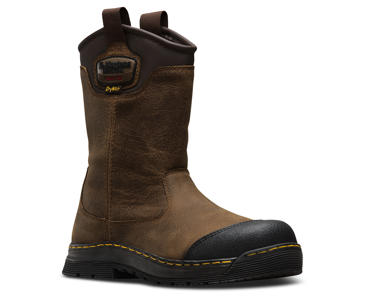 Dr. Martens Rush Electrical Hazard Waterproof Composite Toe Rigger Boot x64dlr