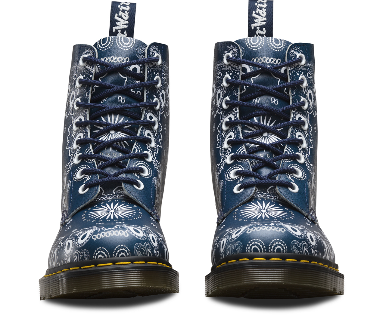 Pascal Bandana Men S Boots Official Dr Martens Store Uk