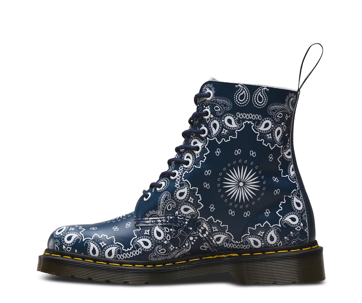 Pascal Bandana Men S Boots Official Dr Martens Store Uk