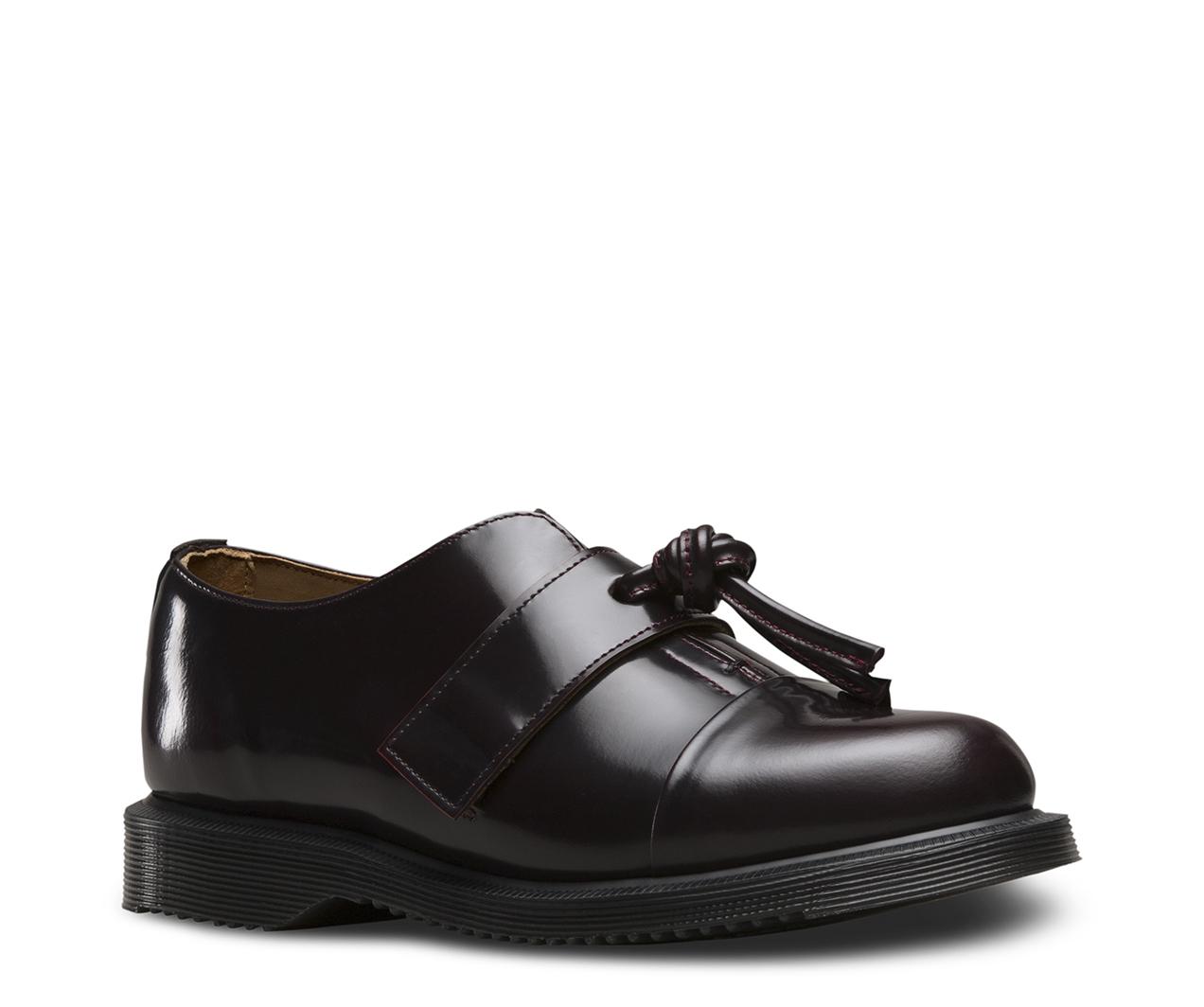Chaussures à élastique Dr. Martens noires Casual unisexe PuZQEVNo