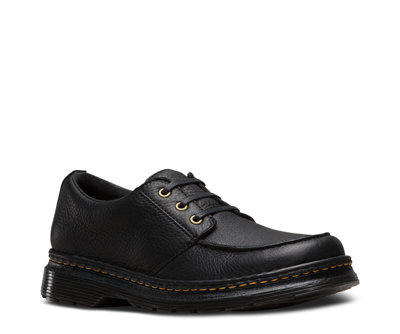 order online dr martens hazeldon kingdom black mens shoes