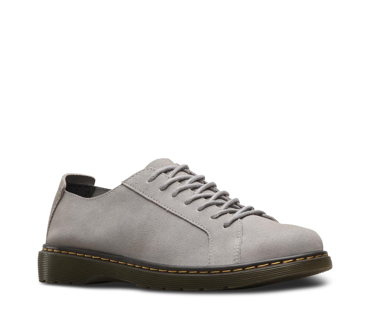 Dr. Martens Men's Islip Bronx Suede Lace Shoes - Mid - UK 6 TmwVc