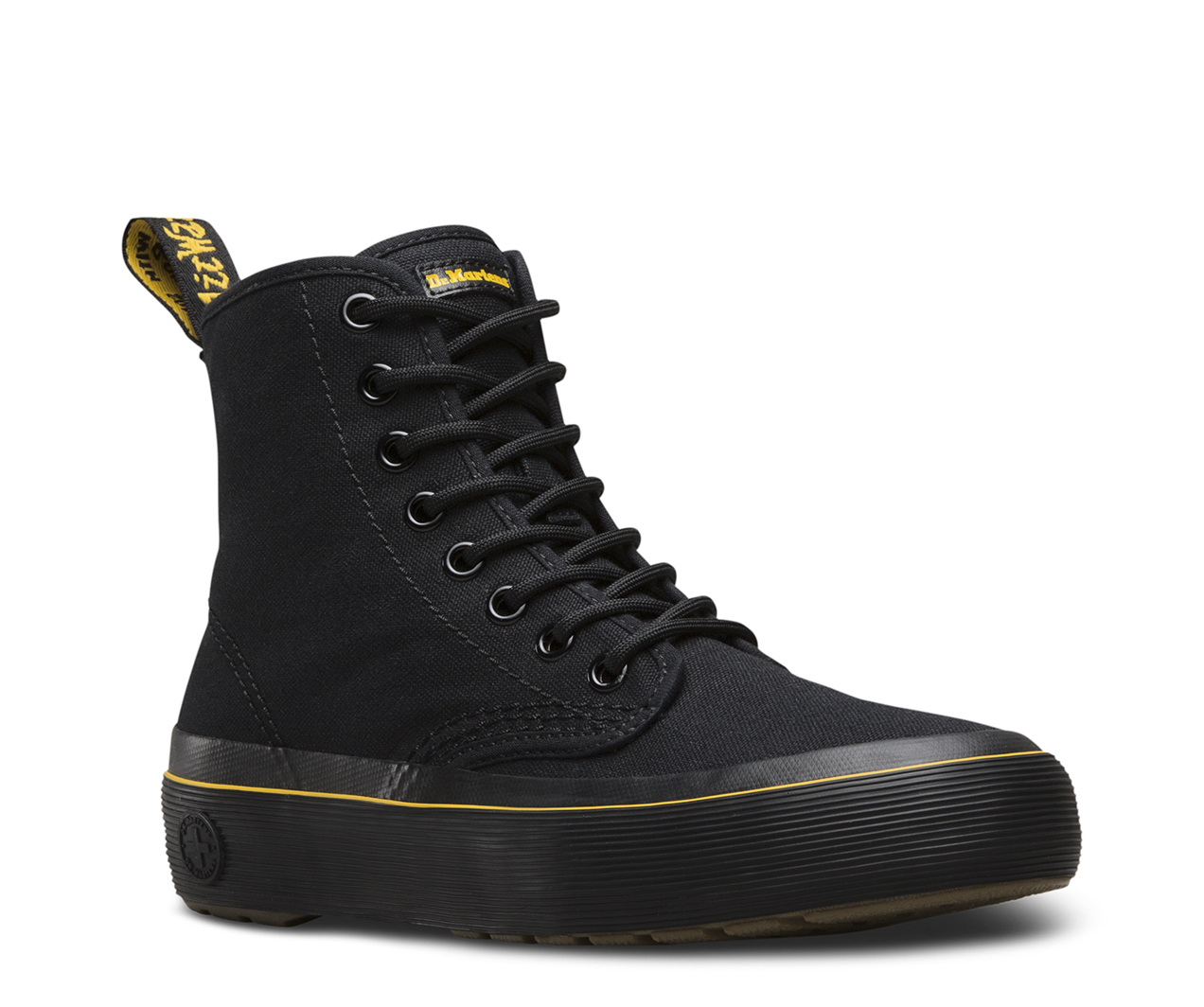 Dr Martens Monet 8 Eye Boot (Women's) sS8nn