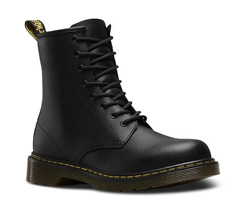 Dr Martens Boots enfant DELANEY Dr Martens soldes 2nlsVWTo