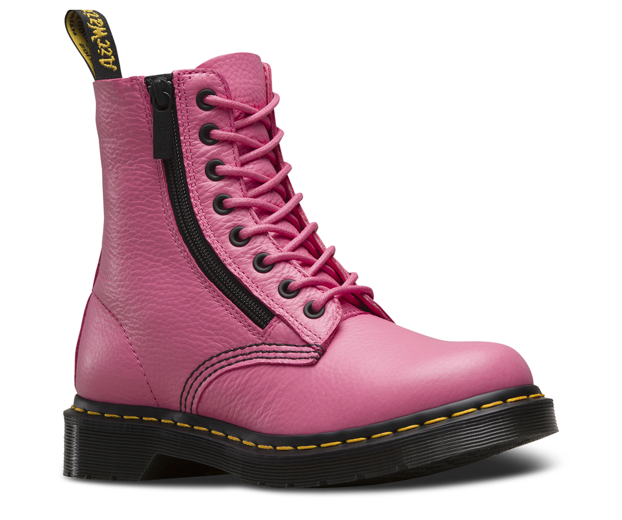 pascal w zip women 39 s boots shoes official dr martens store uk. Black Bedroom Furniture Sets. Home Design Ideas