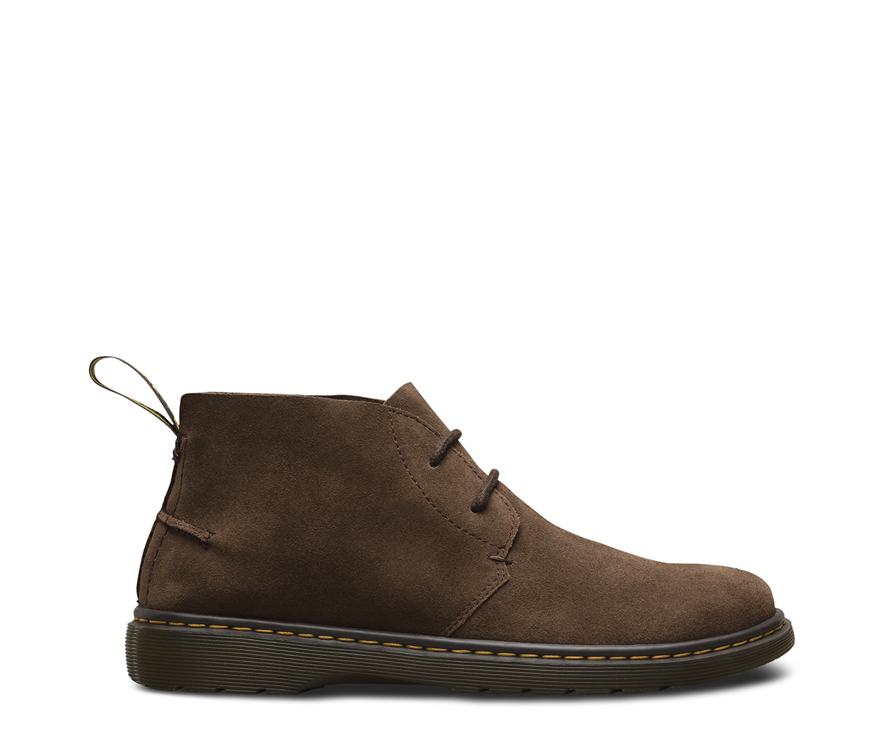 Dr.Martens Womens Lorrie II Virginia Brown Leather Shoes 41 EU paWQCqXCB
