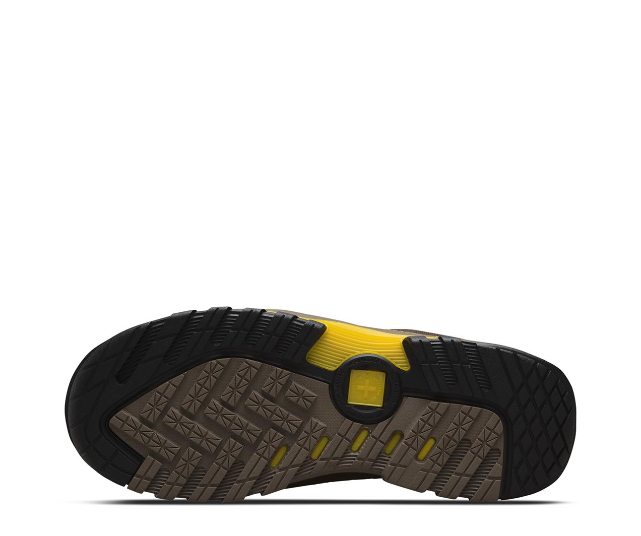 Dr Martens Piton  Eye Steel Toe Shoe