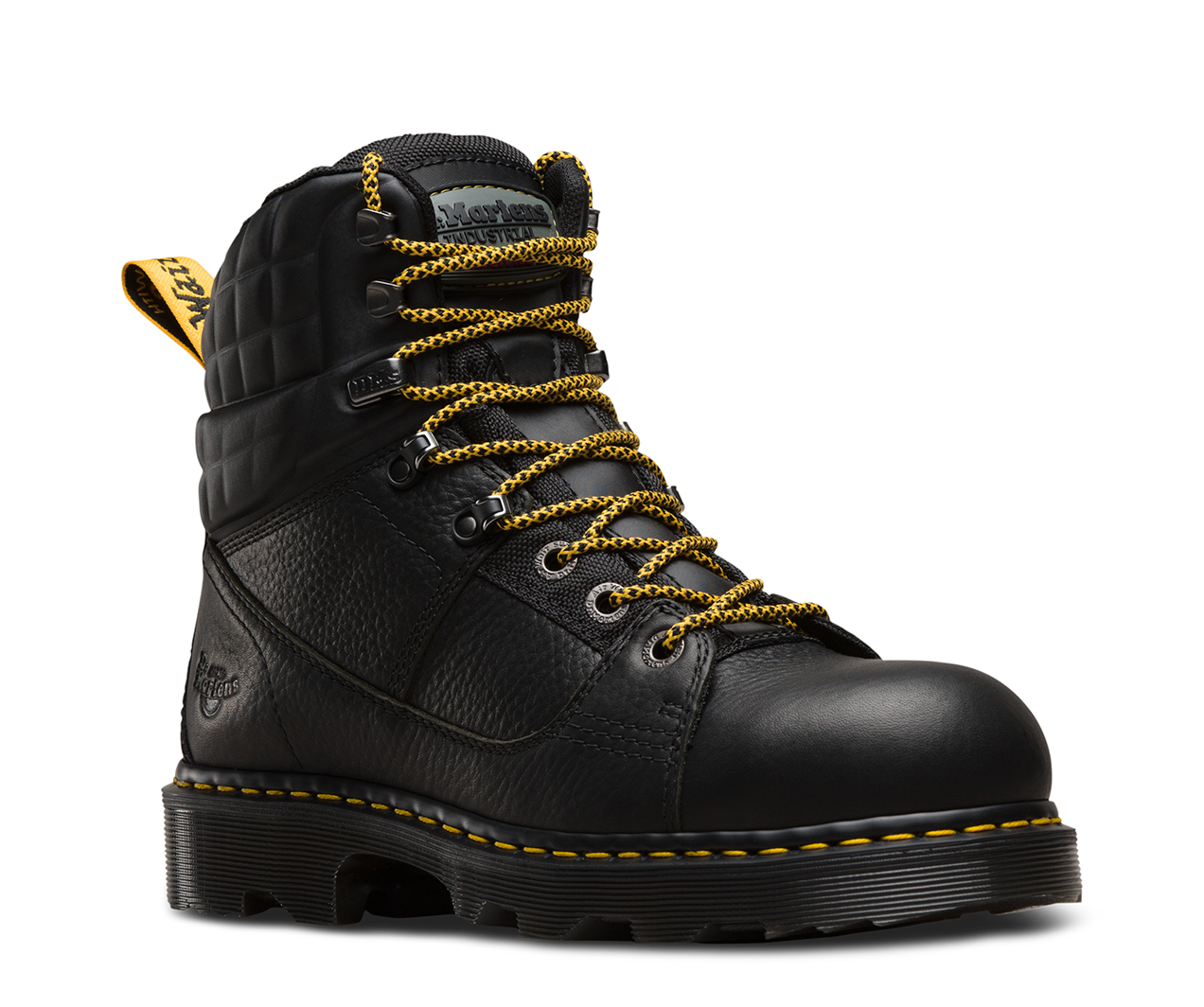 Camber Steel Toe Work Boots Official Dr Martens Store
