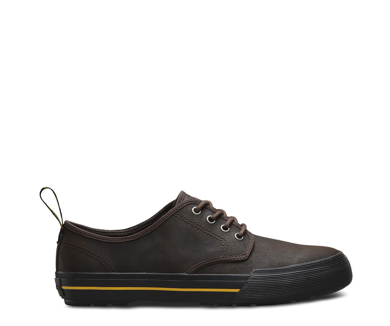 Dr. Martens Pressler Leather Sneaker Kk2VWdDr