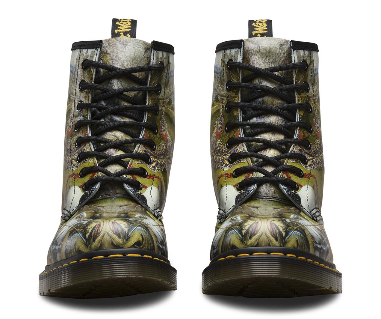Dr. Martens 1460 Multi George & Dragon Backhand 22432102, Boots - 40 EU