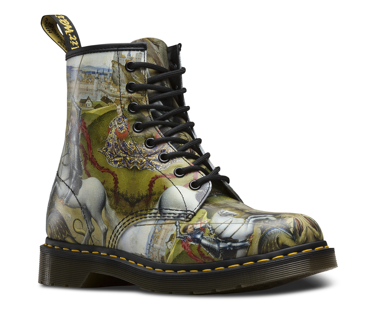 Dr. Martens 1460 Multi George & Dragon Backhand 22432102, Boots - 39 EU