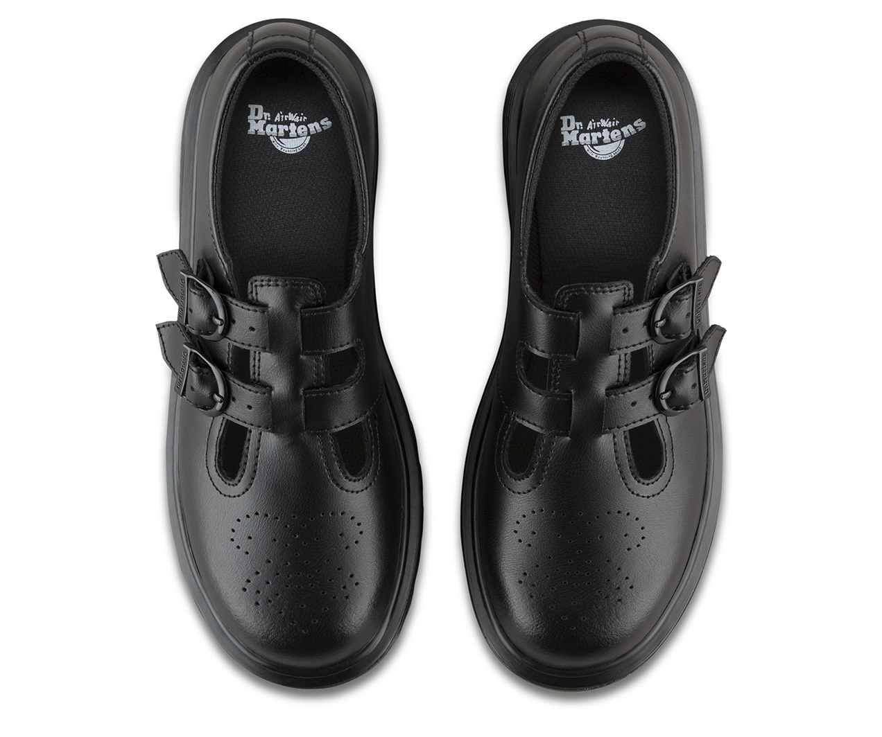 Doc Martens School Shoes With Bow